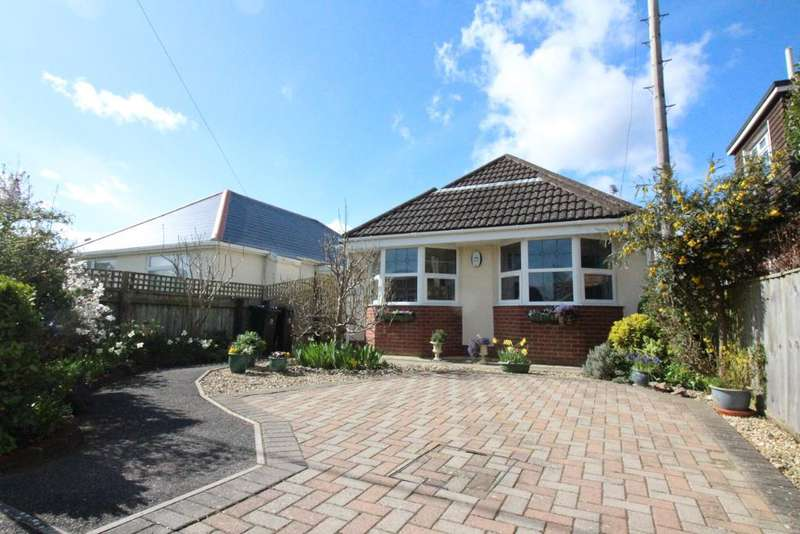 3 Bedrooms Bungalow for sale in Chalk Pit Lane, Wool, Dorset, BH20 6DW