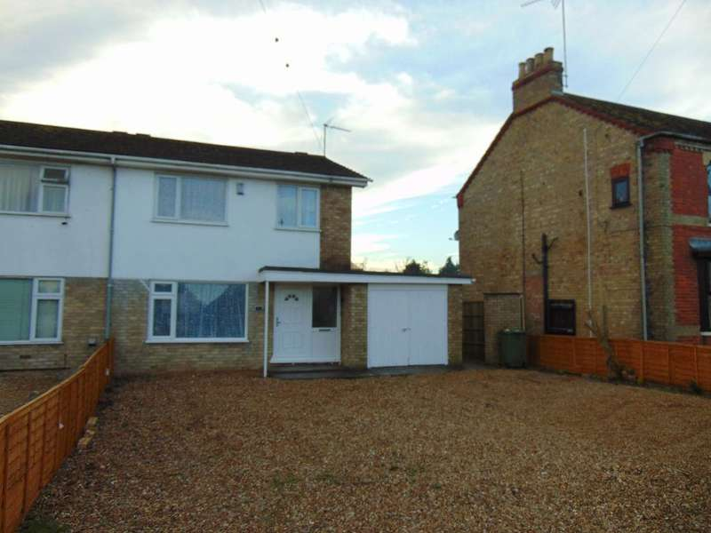 3 Bedrooms Semi Detached House for sale in Lerowe Road, Walsoken, Wisbech, Cambs, PE13 3QH