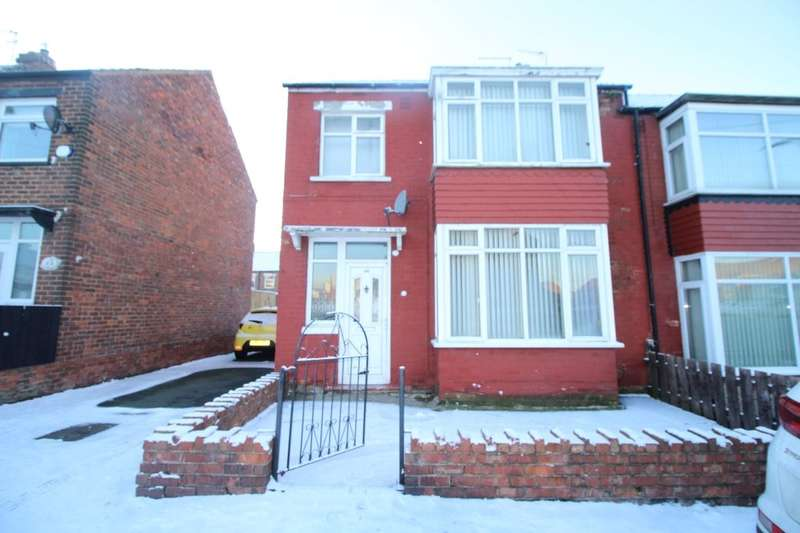 3 Bedrooms Semi Detached House for sale in Stratford Crescent, Middlesbrough, TS5