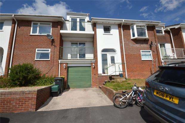 5 Bedrooms Terraced House for sale in Upper Longlands, Dawlish, Devon