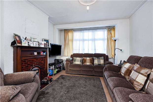 3 Bedrooms Terraced House for sale in Dunbar Avenue, LONDON, SW16