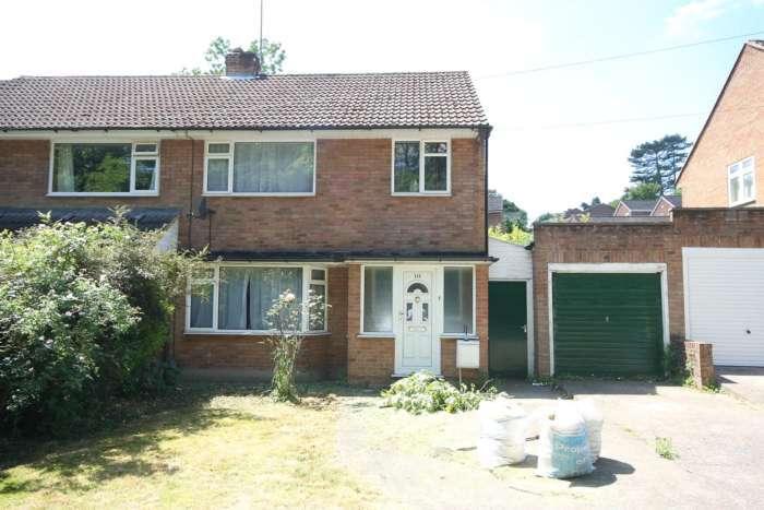3 Bedrooms Semi Detached House for rent in Beechfield Road, Boxmoor