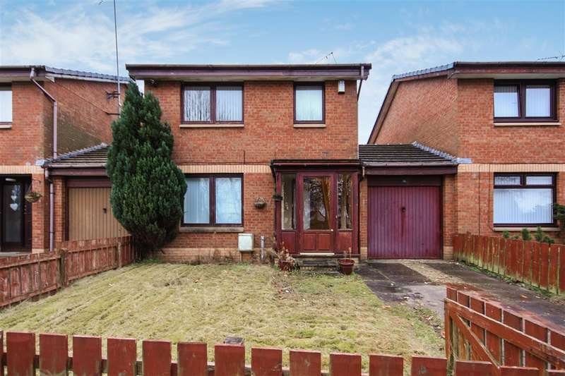3 Bedrooms Link Detached House for rent in Oakridge Crescent, Paisley