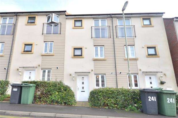 3 Bedrooms Terraced House for sale in Sinclair Drive, Basingstoke, Hampshire