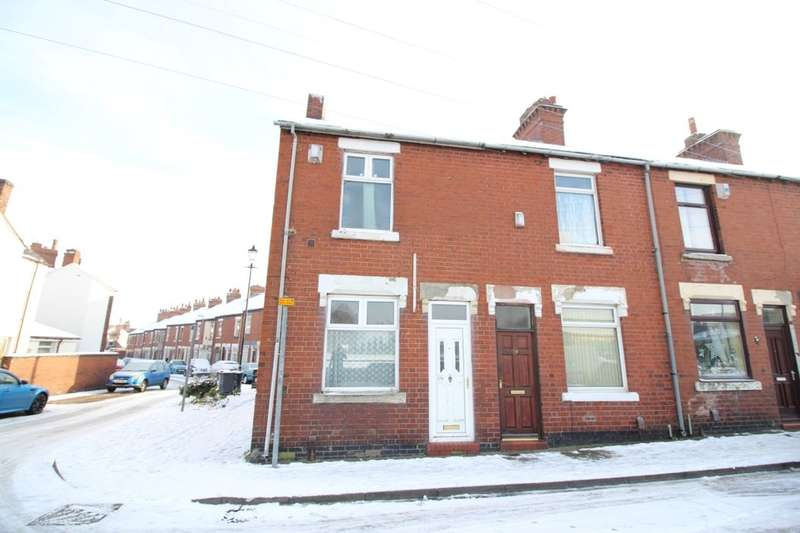 2 Bedrooms Property for sale in Summerbank Road, Tunstall, Stoke-On-Trent, ST6