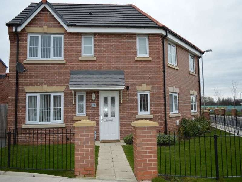 2 Bedrooms Semi Detached House for rent in St. Elizabeth Avenue, Bootle, L20