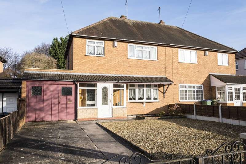 3 Bedrooms Semi Detached House for sale in Blades Road, West Bromwich