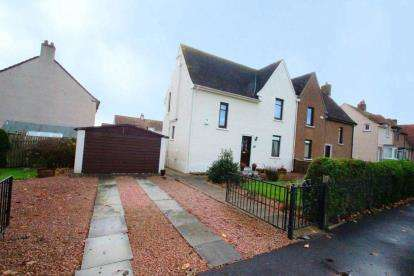 3 Bedrooms Semi Detached House for sale in Lomond View, Leslie