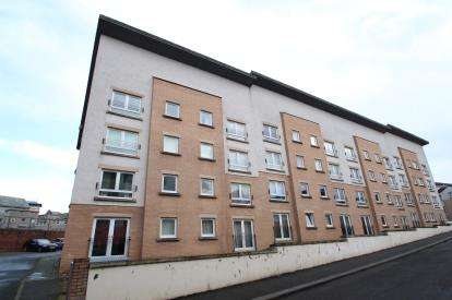 2 Bedrooms Flat for sale in Ferguslie Walk, Paisley