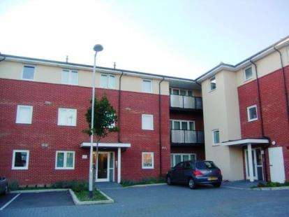 1 Bedroom Flat for sale in Medici Close, Ilford, London