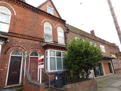 5 Bedrooms End Of Terrace House for sale in Stratford Road, Sparkhill, Birmingham, West Midlands