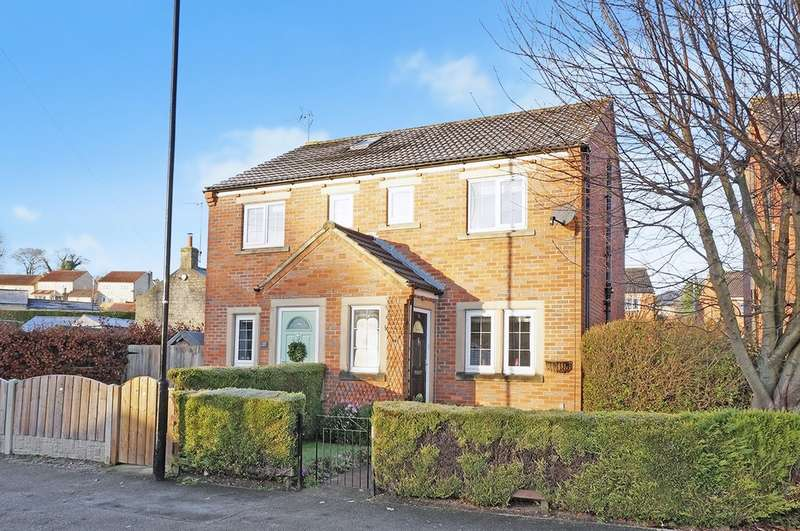 2 Bedrooms Semi Detached House for sale in Cliford Road, Bramham, LS23