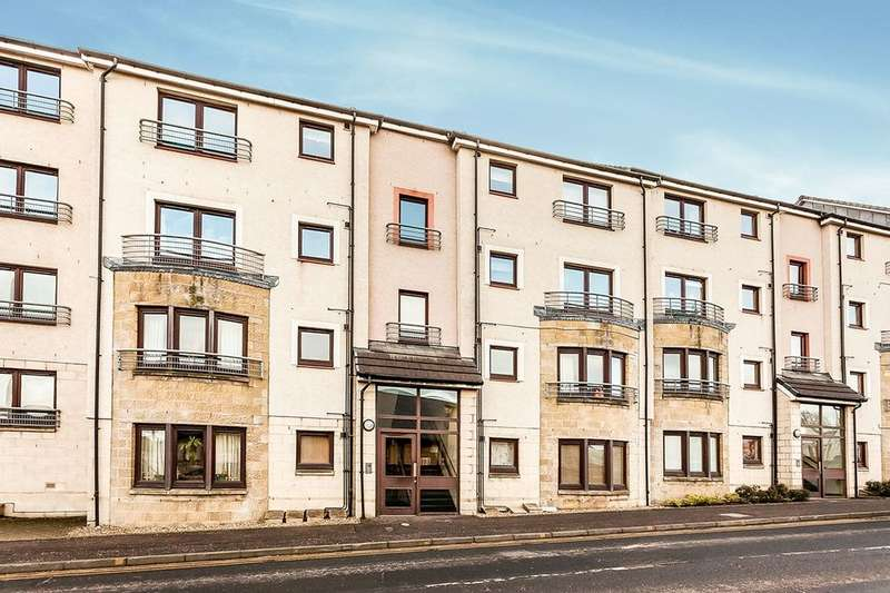 2 Bedrooms Flat for sale in Cow Wynd, Falkirk, FK1