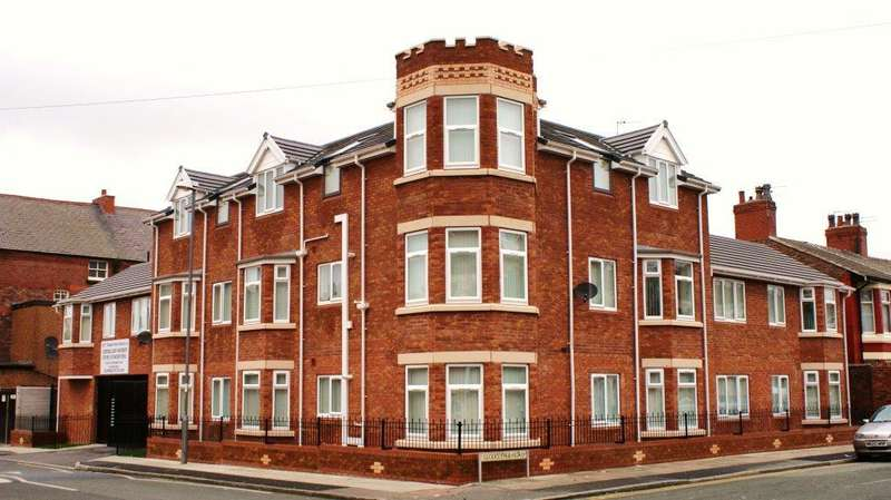 2 Bedrooms Apartment Flat for rent in Earl Road, Bootle, L20