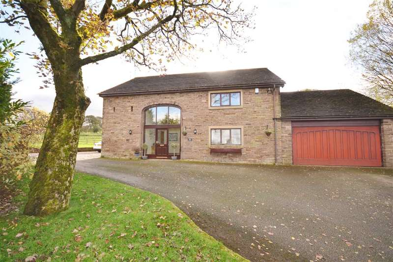 4 Bedrooms Detached House for sale in Triggs Barn, Fishwick Lane, Higher Wheelton, Chorley