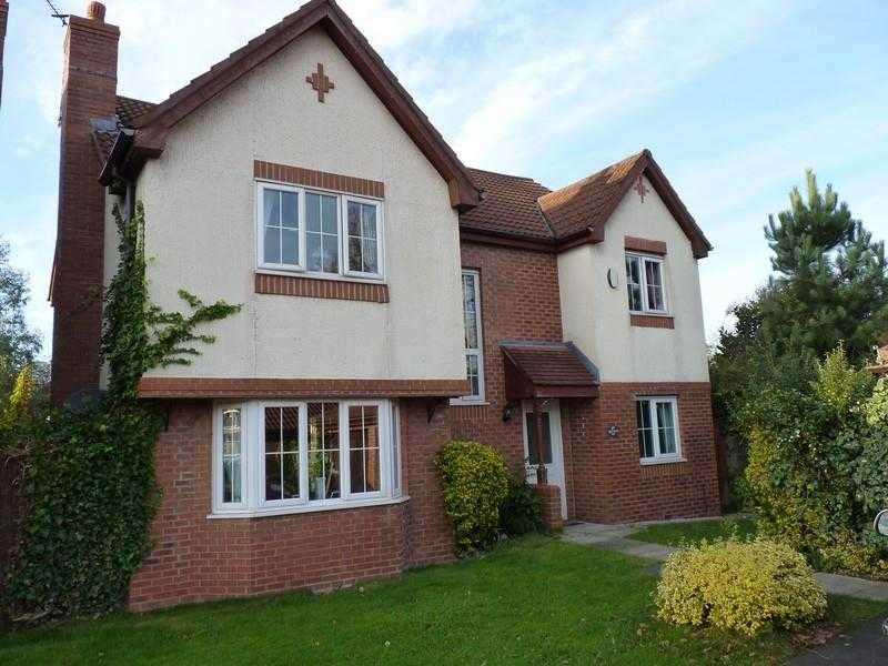 4 Bedrooms Detached House for rent in Bluebell Way, Bamber Bridge, Preston