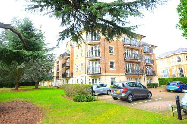 2 Bedrooms Apartment Flat for sale in The Huntley, Carmelite Drive, Reading
