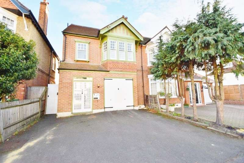 4 Bedrooms Semi Detached House for sale in Upton Road, Slough, SL1