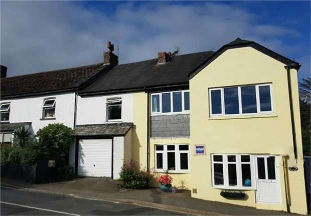 3 Bedrooms End Of Terrace House for sale in Pelynt, Looe, Cornwall