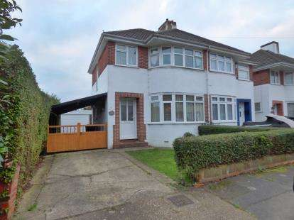 3 Bedrooms Semi Detached House for sale in Elson, Gosport