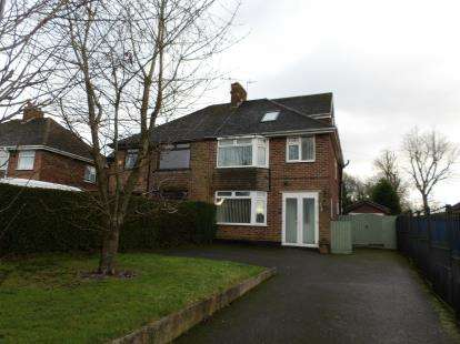4 Bedrooms Semi Detached House for sale in Beech Avenue, Ravenstone, Coalville