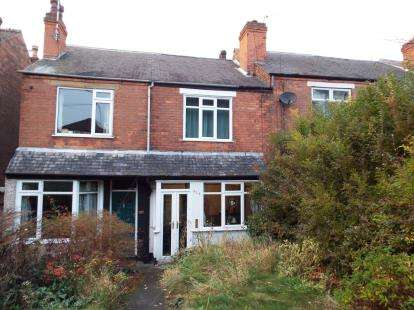 2 Bedrooms Terraced House for sale in Carlton Road, Nottingham, Nottinghamshire