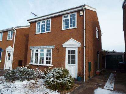 3 Bedrooms Detached House for sale in Hawley Mount, Mapperley, Nottingham