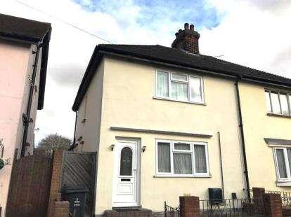 3 Bedrooms Semi Detached House for sale in Ellis Avenue, Stevenage, Hertfordshire, England