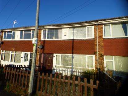 3 Bedrooms Terraced House for sale in Nine Lands, Hockliffe, Leighton Buzzard, Bedfordshire