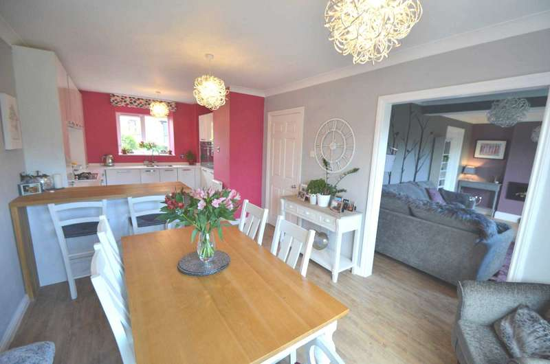 3 Bedrooms Detached House for sale in Racecourses