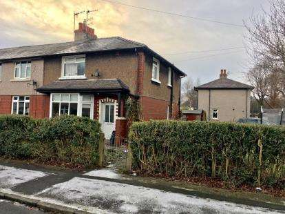 3 Bedrooms End Of Terrace House for sale in Selby Avenue, Lancaster, Lancashire, LA1