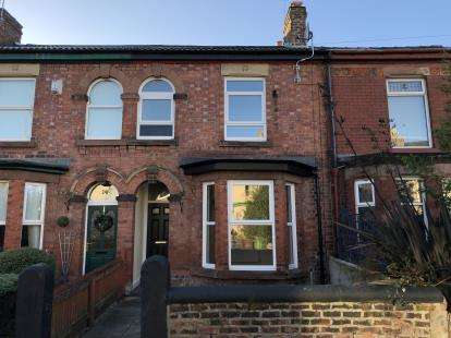 3 Bedrooms Terraced House for sale in Lune Street, Crosby, Liverpool, Merseyside, L23