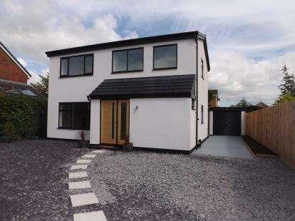 4 Bedrooms House for sale in Arkholme Drive, Longton, Preston, PR4