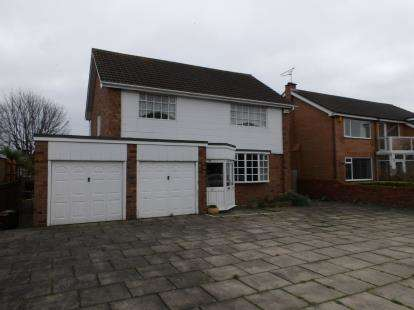4 Bedrooms Detached House for sale in Liverpool Road, Southport, Merseyside, PR8