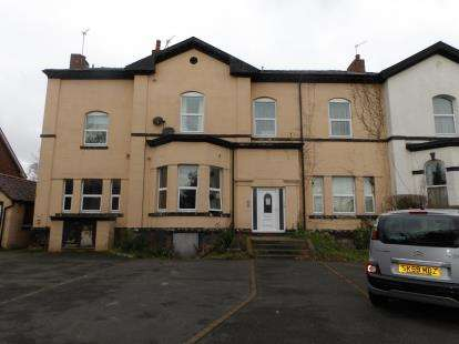 2 Bedrooms Flat for sale in Queens Road, Southport, Lancashire, Uk, PR9