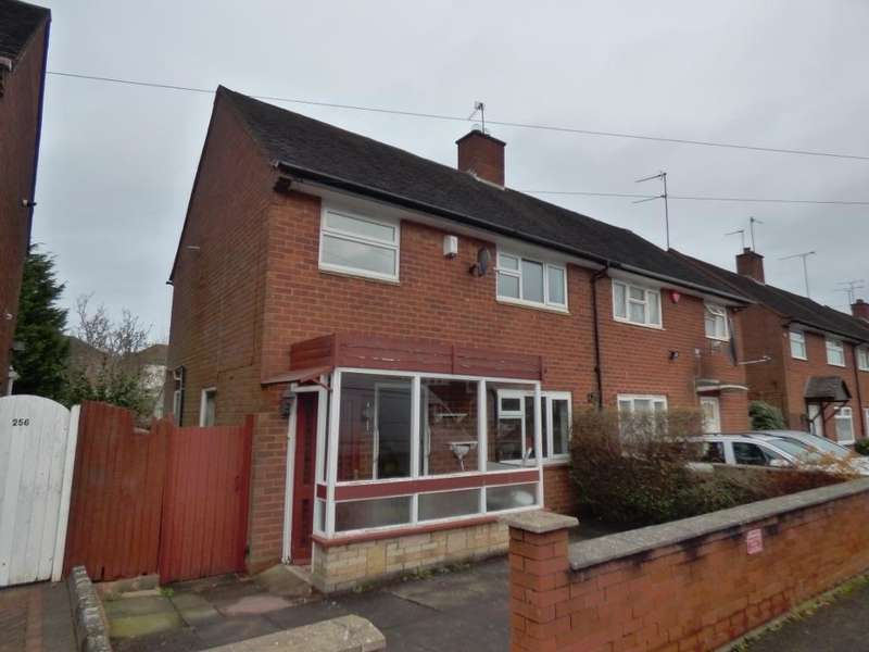 3 Bedrooms Semi Detached House for rent in Worlds End Lane, Quinton, Birmingham, B32 2SN