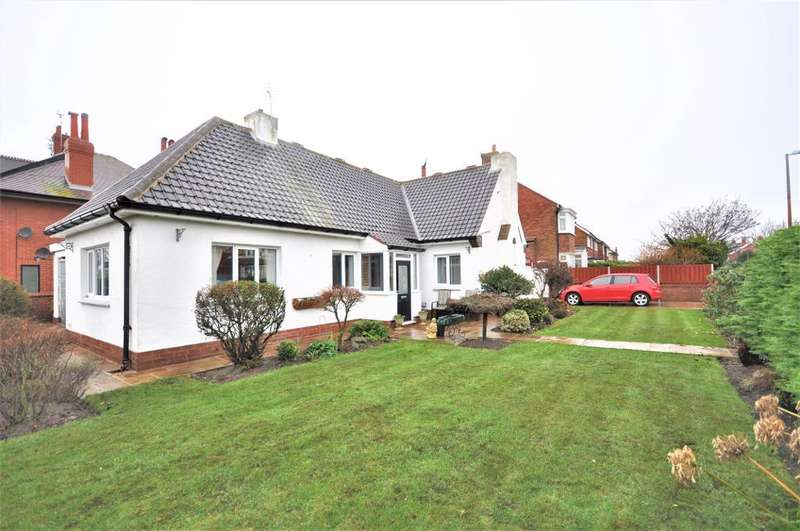 2 Bedrooms Detached Bungalow for sale in Dorset Road, St Anne's, Lytham St Anne's, Lancashire, FY8 2ED
