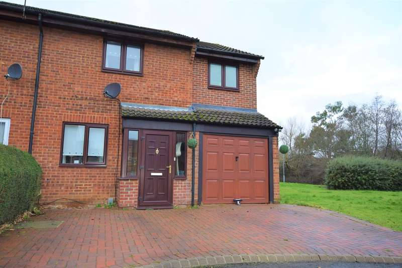 3 Bedrooms End Of Terrace House for sale in Risingham Mead, Westlea