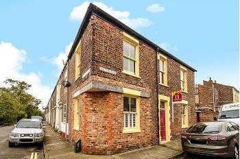 3 Bedrooms End Of Terrace House for sale in 1 Wilton Rise, York, YO24 4