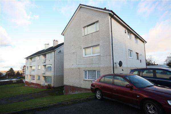 1 Bedroom Flat for rent in Freeland Lane, East Kilbride