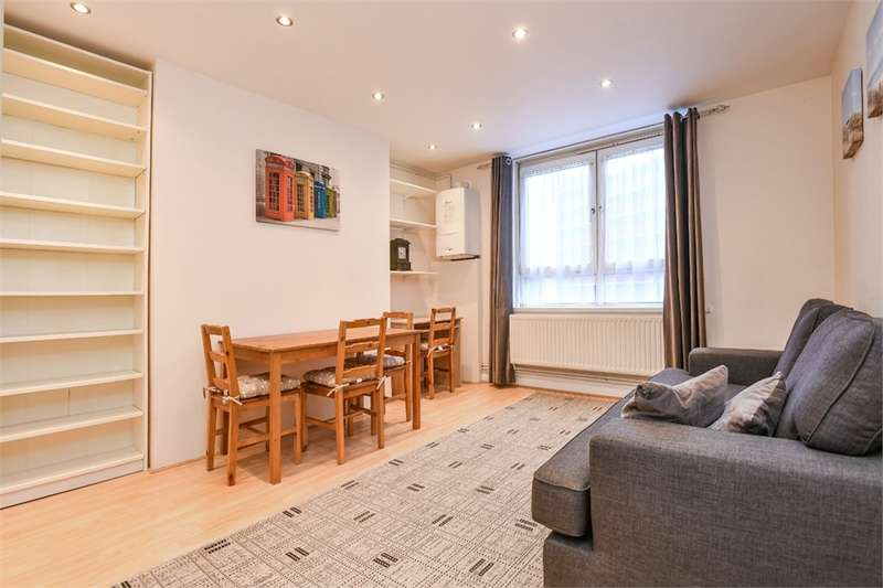 1 Bedroom Flat for sale in Westfield House, Rotherhithe New Road, Surrey Quays, London, SE16