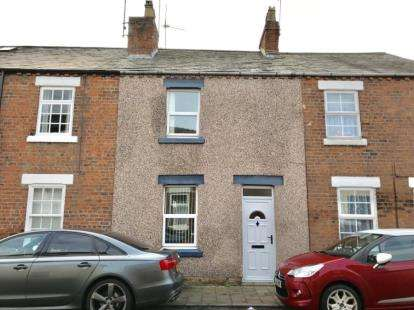2 Bedrooms Terraced House for sale in Tomkinson Street, Chester, Cheshire, CH2