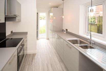 3 Bedrooms Terraced House for sale in Church Drive, Lincoln, Lincolnshire, .