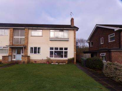 2 Bedrooms Maisonette Flat for sale in Southcrest Road, Redditch, Worcestershire