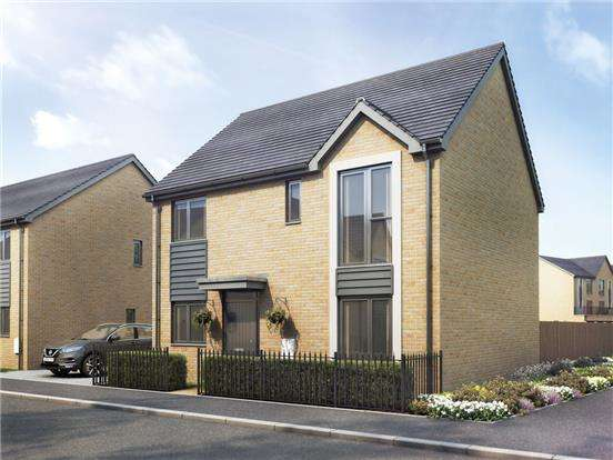 4 Bedrooms Detached House for sale in The Chichester, Littlecombe, Budding Way, Dursley, GL11 4BA