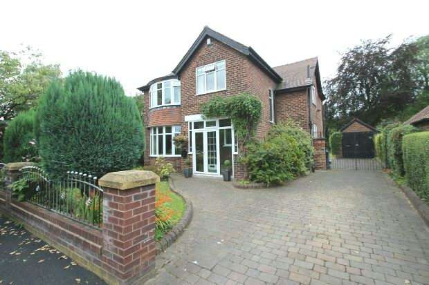 4 Bedrooms Detached House for sale in Holly Grove, SALE
