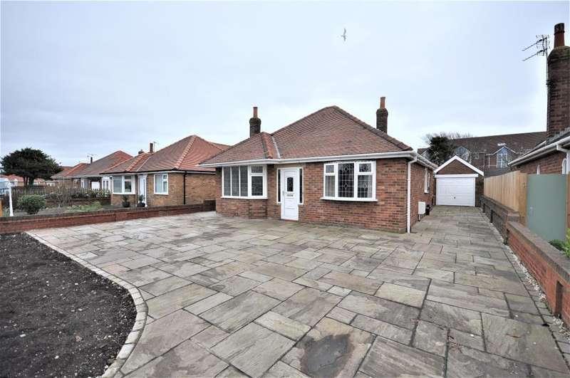 2 Bedrooms Detached Bungalow for sale in St Thomas Road, St Anne's, Lytham St Anne's, Lancashire, FY8 1JR