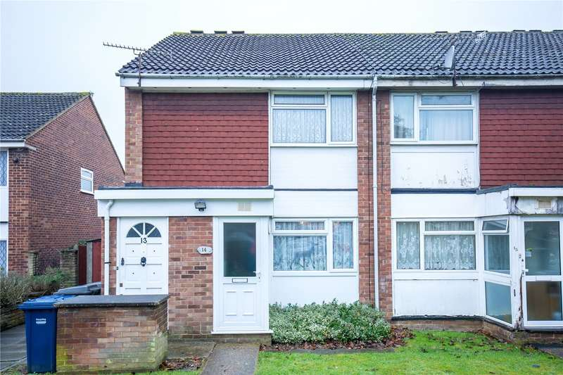 2 Bedrooms Maisonette Flat for sale in Wardell Close, Mill Hill, London, NW7