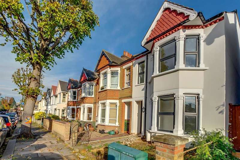 2 Bedrooms Flat for sale in St. Kilda, Ealing, W13 9DF