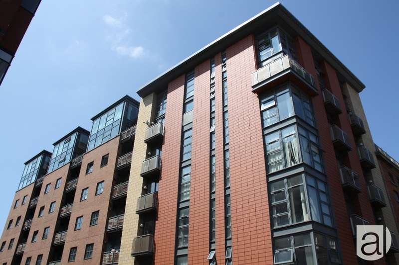 2 Bedrooms Apartment Flat for sale in Manolis Yard, 5 Back Colquitt Street City Centre L1